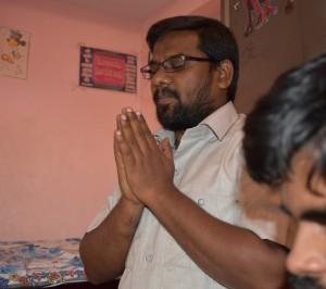 Rajesh- CWC Vijayawada Staff