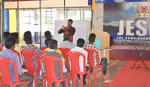 Vishwa teaching